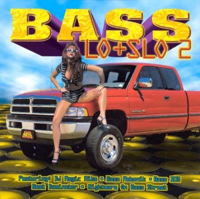 VA – Bass Lo+Slo 2 (CD) (1997) (FLAC + 320 kbps)