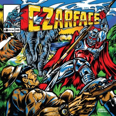 Czarface – Double Dose Of Danger (WEB) (2019) (FLAC + 320 kbps)