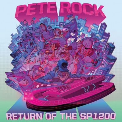 Pete Rock – Return Of The SP1200 (CD) (2019) (FLAC + 320 kbps)