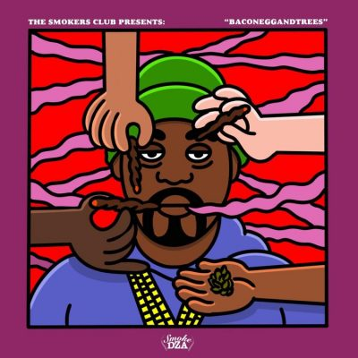 Smoke DZA – BaconEggAndTrees EP (WEB) (2019) (320 kbps)