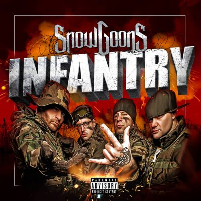 Snowgoons – Infantry (CD) (2019) (FLAC + 320 kbps)