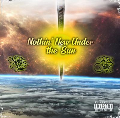 Clever One & B.B.Z Darney – Nothin' New Under The Sun (WEB) (2019) (320 kbps)