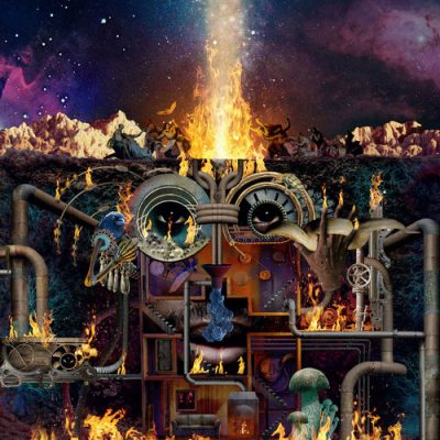Flying Lotus – Flamagra (WEB) (2019) (320 kbps)