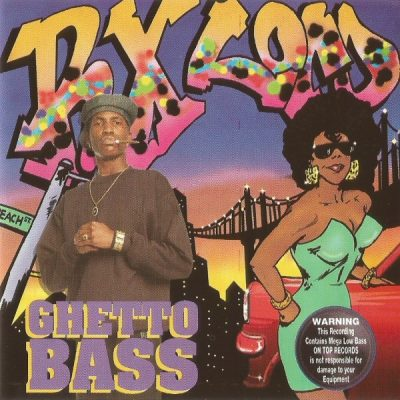 RX Lord – Ghetto Bass (CD) (1994) (FLAC + 320 kbps)