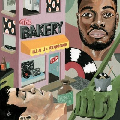 Illa J & Atamone – The Bakery EP (WEB) (2019) (320 kbps)