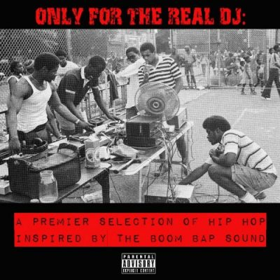 VA – Only For The Real DJ – A Premier Selection Of Hip-Hop Inspired By The Boom Bap Sound 1 (WEB) (2001) (320 kbps)