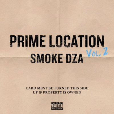 Smoke DZA – Prime Location, Vol. 2 EP (WEB) (2019) (320 kbps)