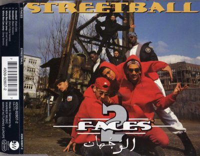 2 Faces – Streetball (CDS) (1993) (FLAC + 320 kbps)