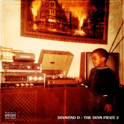 Diamond D – The Diam Piece 2 (WEB) (2019) (FLAC + 320 kbps)