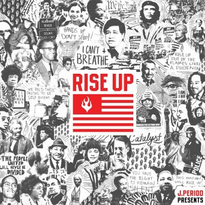 VA – J. Period Presents The Rise Up Project (WEB) (2019) (320 kbps)
