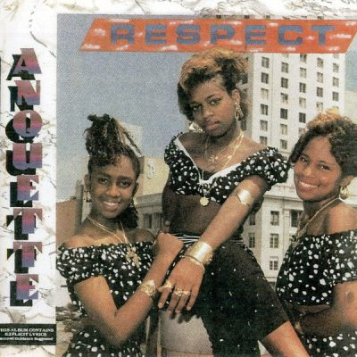 Anquette – Respect (CD) (1988) (FLAC + 320 kbps)