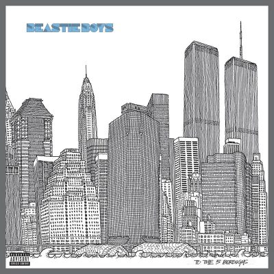 Beastie Boys – To The 5 Boroughs (Reissue) (WEB) (2004-2019) (FLAC + 320 kbps)