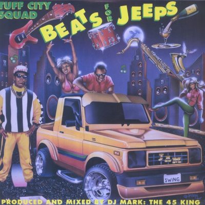 Tuff City Squad – Beats For Jeeps (Vinyl) (1992) (FLAC + 320 kbps)