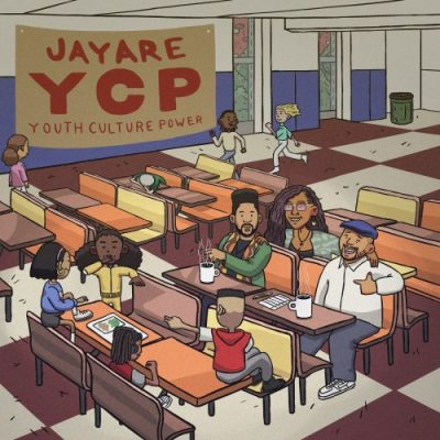 Jay Are – Youth Culture Power (WEB) (2019) (FLAC + 320 kbps)