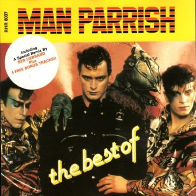 Man Parrish – The Best Of (CD) (1991) (FLAC + 320 kbps)