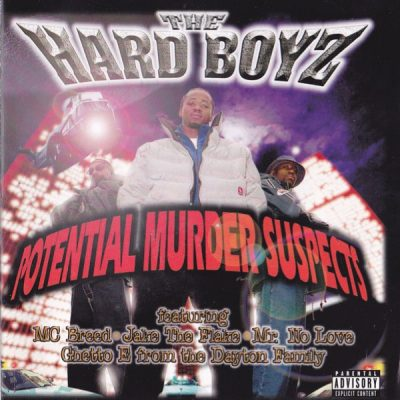 The Hard Boyz – Potential Murder Suspects (CD) (1998) (FLAC + 320 kbps)
