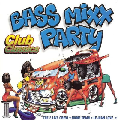 VA – Bass Mixx Party Club Classics (CD) (1998) (FLAC + 320 kbps)