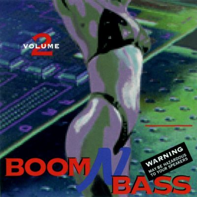 VA – Boom N' Bass Vol. 2 (CD) (1994) (FLAC + 320 kbps)