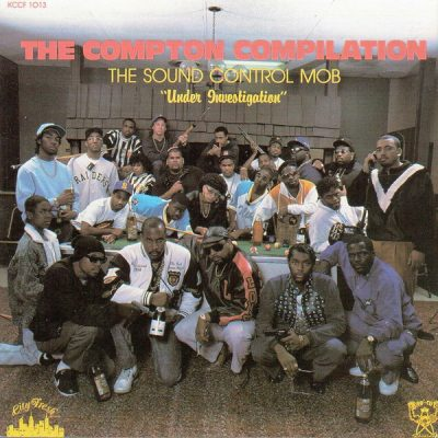 VA – The Compton Compilation: The Sound Control Mob Under Investigation (CD) (1989) (FLAC + 320 kbps)