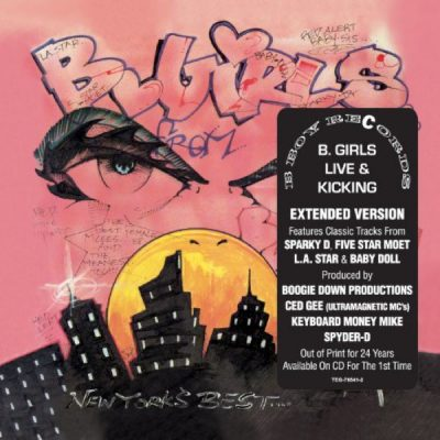 VA – B-Girls Live & Kicking (CD Reissue) (1987-2011) (FLAC + 320 kbps)