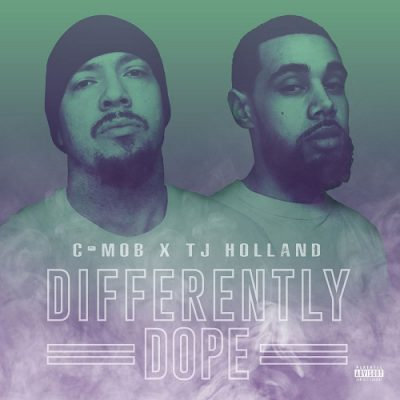 C-Mob & TJ Holland – Differently Dope (WEB) (2019) (320 kbps)