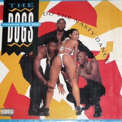 The Dogs – Do The Nasty Dance (VLS) (1991) (FLAC + 320 kbps)