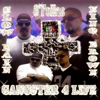 G'Fellas – Gangster 4 Life (CD) (2001) (FLAC + 320 kbps)