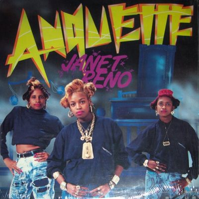 Anquette – Janet Reno (VLS) (1988) (FLAC + 320 kbps)