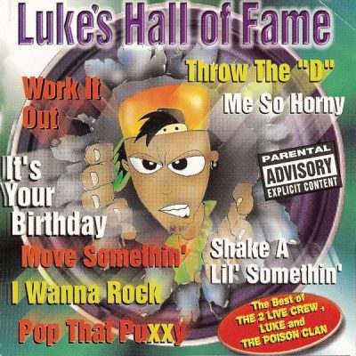 Luke – Luke's Hall Of Fame (CD) (1997) (FLAC + 320 kbps)