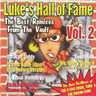 Luke – Luke's Hall Of Fame Volume 2 (CD) (1997) (FLAC + 320 kbps)