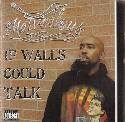 Marvellous – If Walls Could Talk (CD) (2008) (FLAC + 320 kbps)