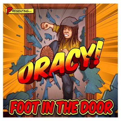 Oracy – Foot In The Door (CD) (2015) (FLAC + 320 kbps)