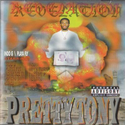 Pretty Tony – Revelation (CD) (1998) (FLAC + 320 kbps)