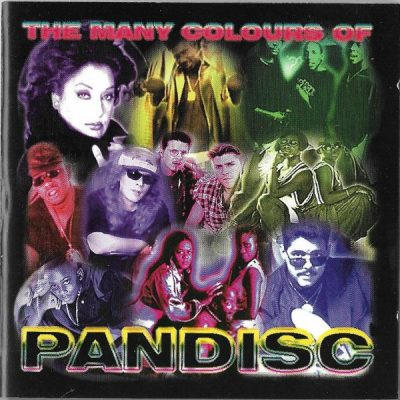 VA – The Many Colours Of Pandisc (Sampler CD) (1996) (FLAC + 320 kbps)