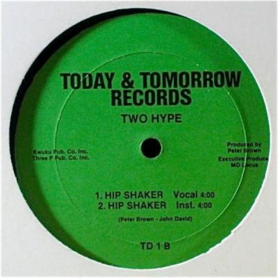 Two Hype – Hip Shaker (VLS) (1985) (FLAC + 320 kbps)