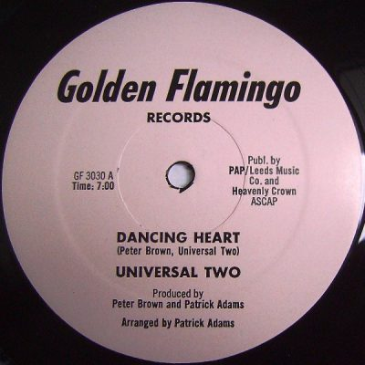 Universal Two – Dancing Heart (VLS) (1979) (FLAC + 320 kbps)