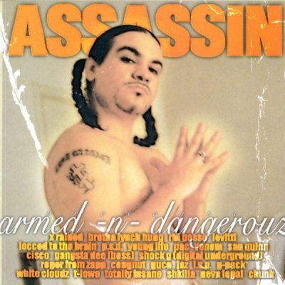 Assassin – Armed-N-Dangerouz (CD) (1998) (FLAC + 320 kbps)