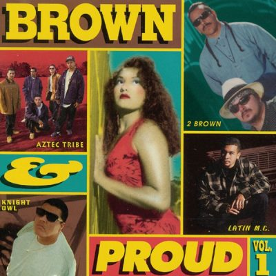 VA – Brown & Proud, Vol. 1 (CD) (1994) (FLAC + 320 kbps)