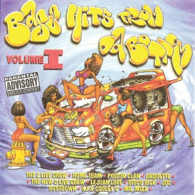 VA – Bass Hits From Da Bottom Volume 1 (CD) (1997) (FLAC + 320 kbps)