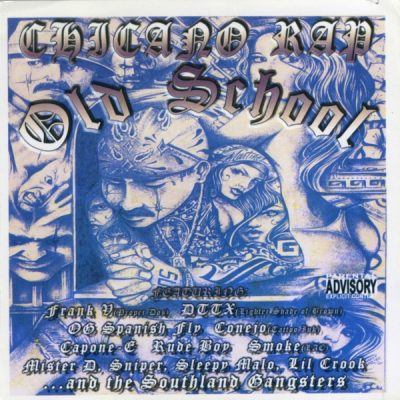VA – Chicano Rap Old School (CD) (2003) (FLAC + 320 kbps)