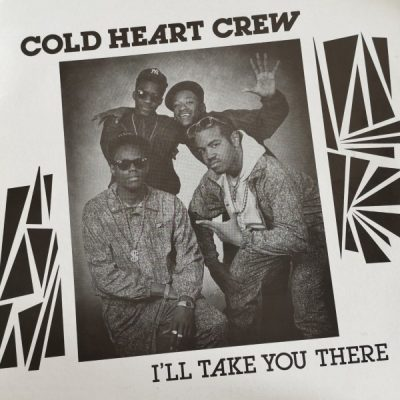 Cold Heart Crew – I'll Take You There (VLS) (1988) (FLAC + 320 kbps)