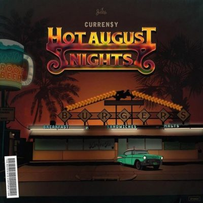 Curren$y – Hot August Nights EP (WEB) (2019) (320 kbps)