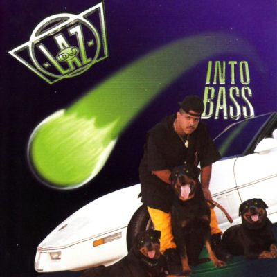 DJ Laz – Journey Into Bass (CD) (1993) (FLAC + 320 kbps)