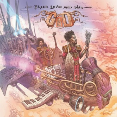Georgia Anne Muldrow & Dudley Perkins – Black Love And War (WEB) (2019) (320 kbps)