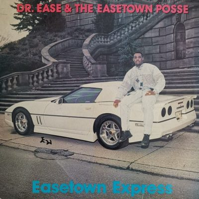 Dr. Ease & The Easetown Posse – Easetown Express (VLS) (1990) (FLAC + 320 kbps)
