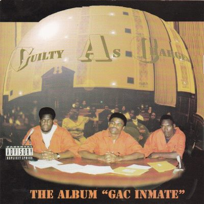 Guilty As Charged – G.A.C. Inmate (CD) (1996) (FLAC + 320 kbps)