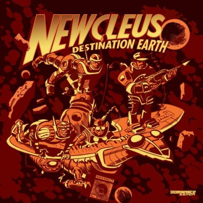 Newcleus – Destination Earth (Definitive Version) (VLS) (2005) (FLAC + 320 kbps)