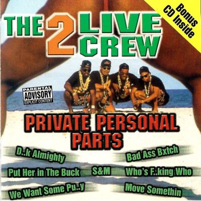 2 Live Crew – Private Personal Parts (CD) (2000) (FLAC + 320 kbps)