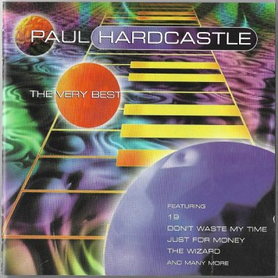 Paul Hardcastle – The Very Best (CD) (1996) (FLAC + 320 kbps)