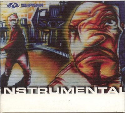Pee Gonzales – Whuz The P. Instrumental (CD) (1997) (FLAC + 320 kbps)